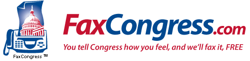 Contact Congress with FaxCongress.com